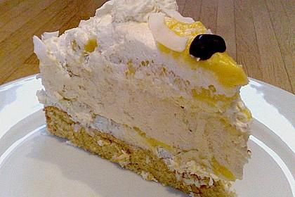 Lemon Coconut Cheesecake 2