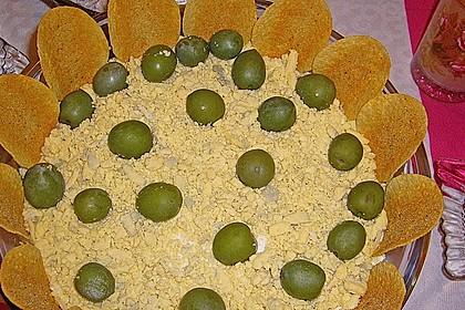 Sonnenblume - Schichtsalat