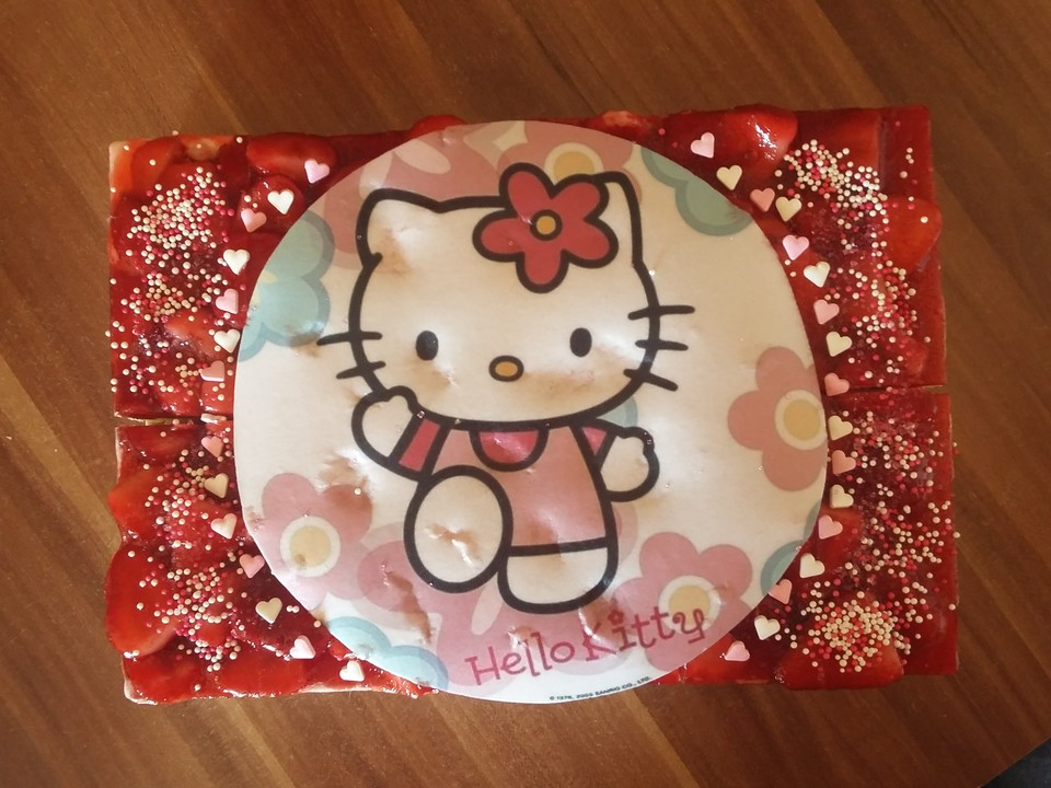 Hello Kitty Torte Von Foxyly Chefkoch De