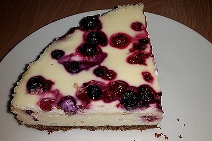 Der unglaublich cremige NY Cheese Cake (Bild)