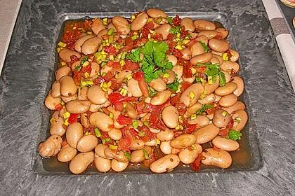 Toskanischer Bohnensalat 3