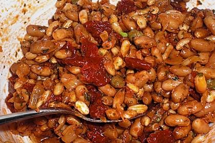 Toskanischer Bohnensalat 9