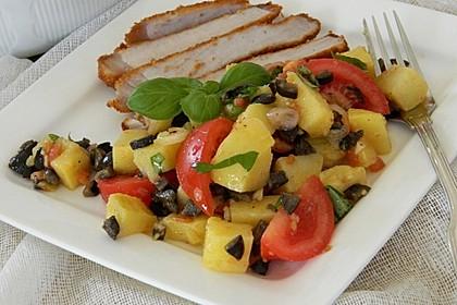 Sardischer Kartoffelsalat