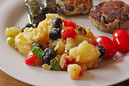 Sardischer Kartoffelsalat 2