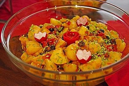 Sardischer Kartoffelsalat 1