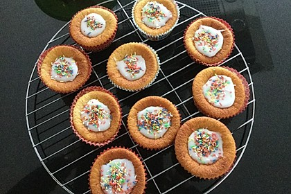 Schoko - Buttermilch - Muffins (Bild)