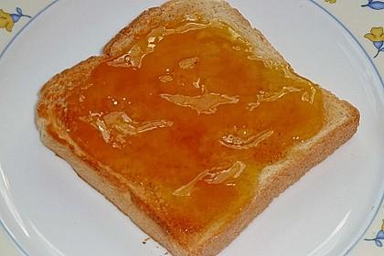 Orangen - Holunderblüten - Gelee 2