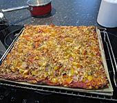 Pizza Salami (Bild)