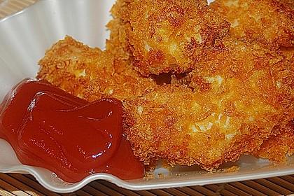 Chicken Nuggets 'Tortilla flavor' 4