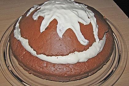 Amarettokuchen 1
