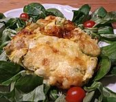 Rosenkohl - Käse - Quiche (Bild)