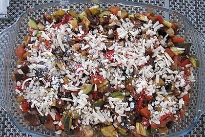 Polentaschnitten mit Gemüse 6