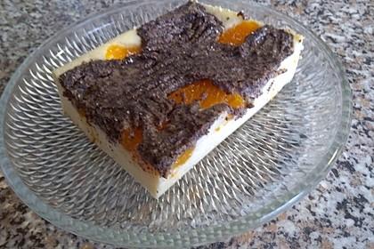 Mohn - Sahne - Käsekuchen 1