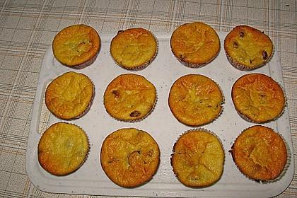 Vanille - Quark - Sahne Muffins 1