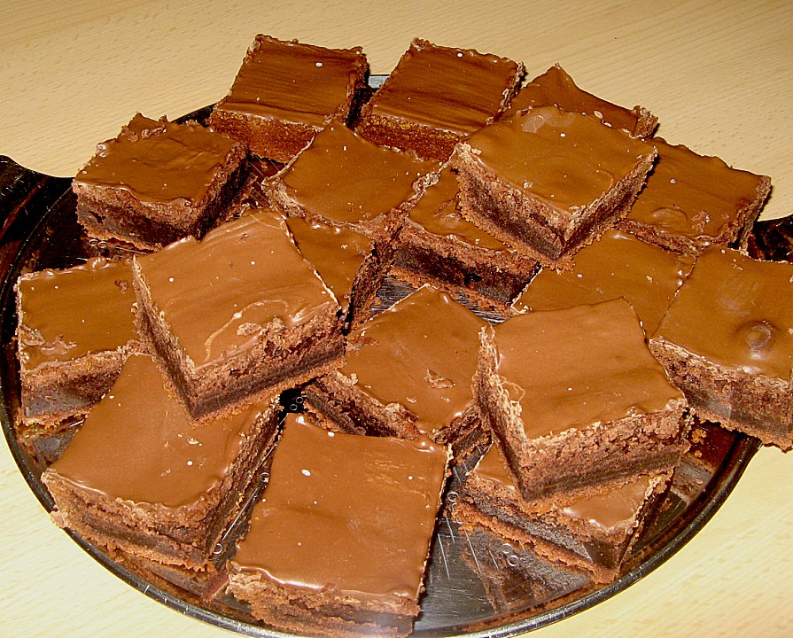 Nutella Pudding Kuchen Von Superbetti Chefkoch De