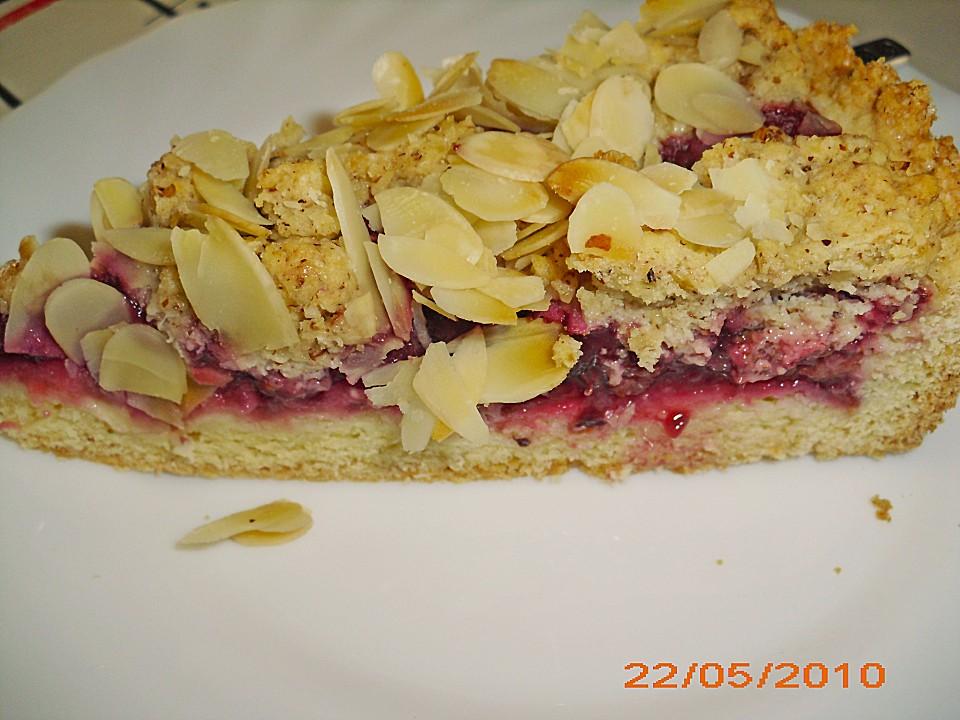 Fruchtiger Rote Grutze Kuchen Von Chrisch46 Chefkoch De
