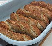 Bratwurst aus dem Ofen (Bild)
