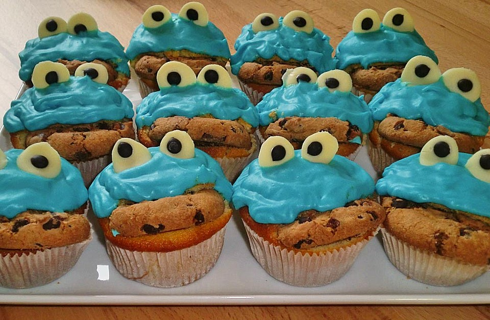 krumelmonster muffins