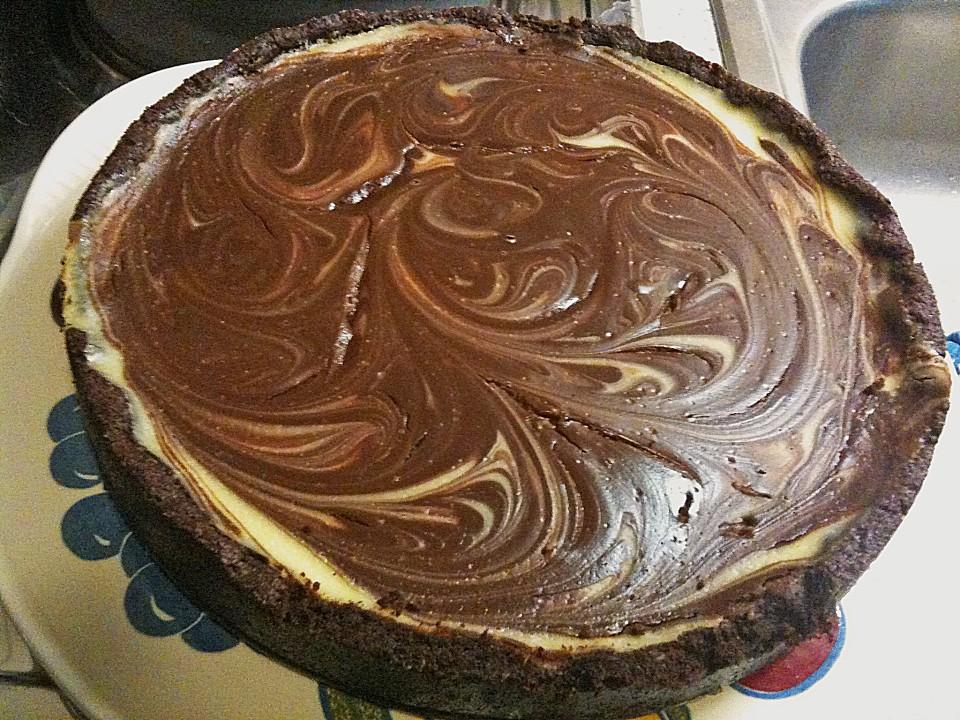 Marmor Pudding Kuchen Von Shanai Chefkoch De