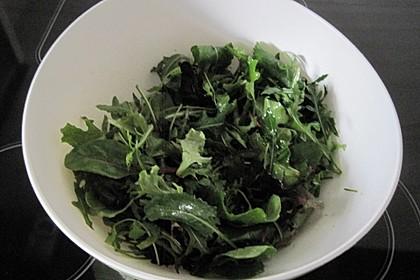 Wildkräutersalat für die Frühjahrskur 3