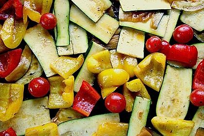 Gegrilltes Gemüse 20