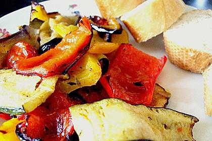 Gegrilltes Gemüse 32