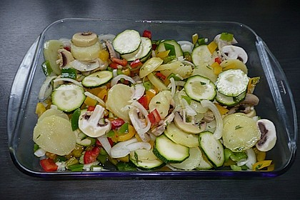 Gegrilltes Gemüse 35