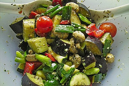 Gegrilltes Gemüse 14