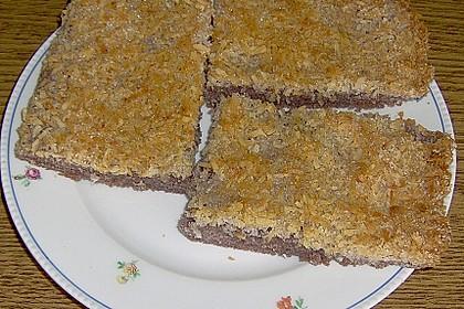 Kokosraspel - Kuchen 1