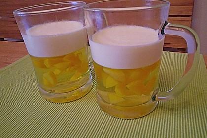 Süßes Bier mit Vanille - Blume 8