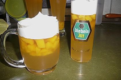 Süßes Bier mit Vanille - Blume 6