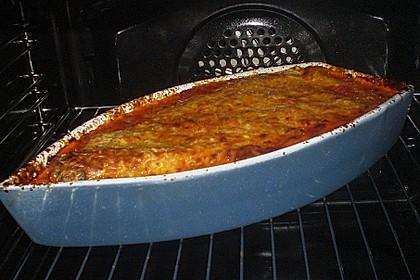 Cannelloni mit Ricotta - Spinat - Füllung 1