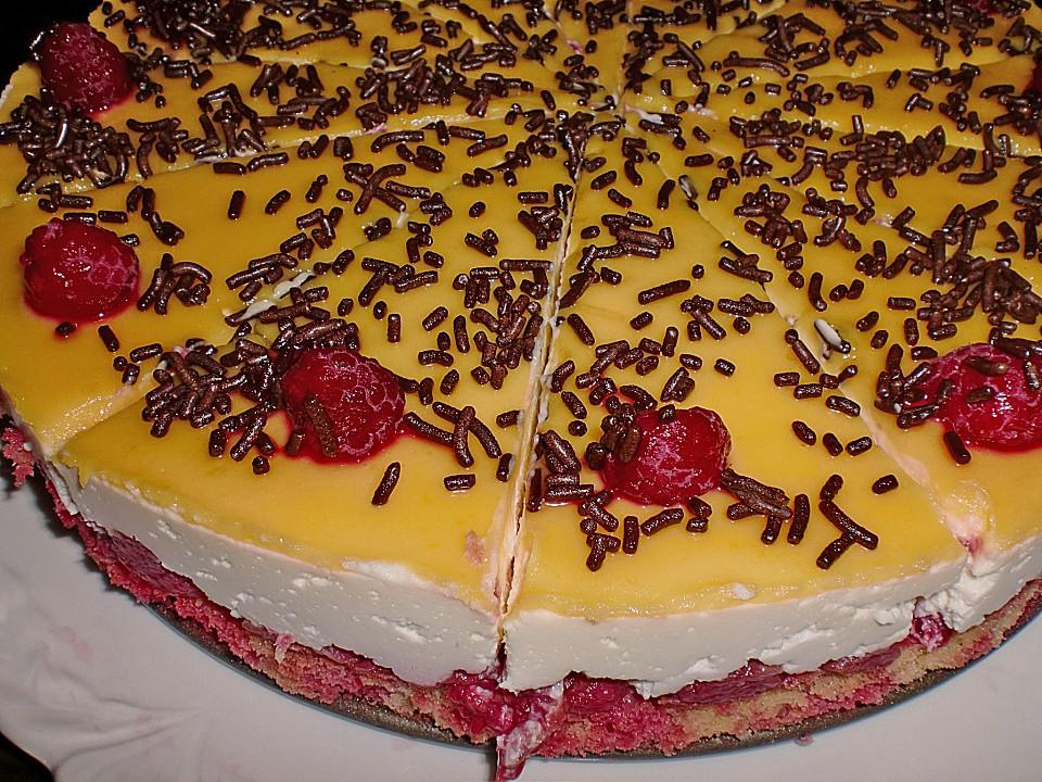 Himbeer Schmand Torte Von Flowerbomb Chefkoch De