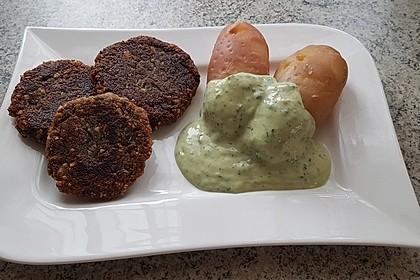 Frankfurter grüne Soße (vegan) 2