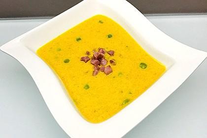 Currysuppe (Bild)