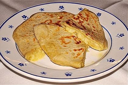 Georgisches Käsebrot 1