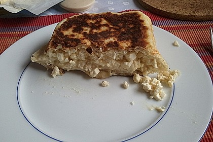 Georgisches Käsebrot 11