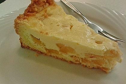 Apfel - Käsekuchen 8