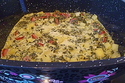 Grünkohl-Käse-Suppe 6