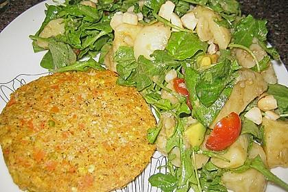 Kartoffel - Avocado Salat 4