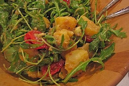 Kartoffel - Avocado Salat 7