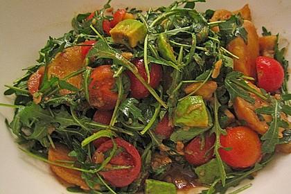 Kartoffel - Avocado Salat 1