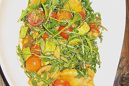Kartoffel - Avocado Salat 3