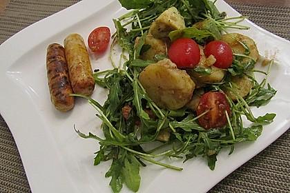 Kartoffel - Avocado Salat 2