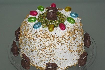 Osterkuppel - Torte