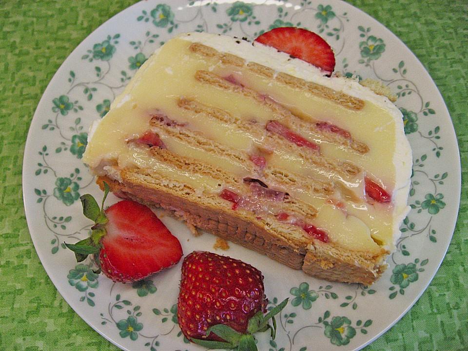 Himbeer Keks Kuchen Von Sarah Von Sarahgoldwyn Chefkoch De