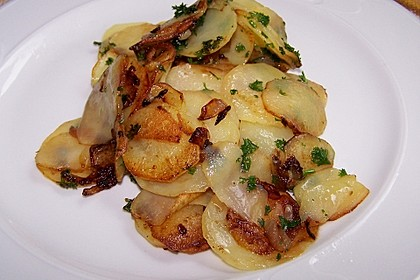 Opas Bratkartoffeln 29