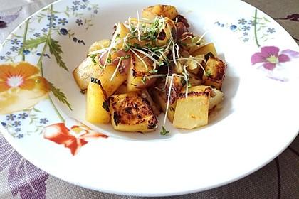 Opas Bratkartoffeln 3