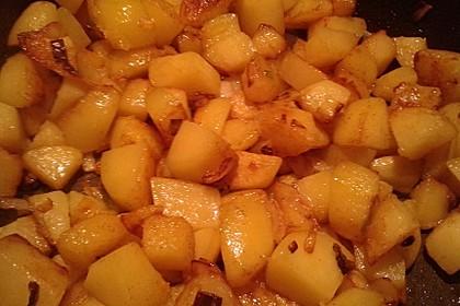 Opas Bratkartoffeln 13