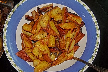 Opas Bratkartoffeln 26